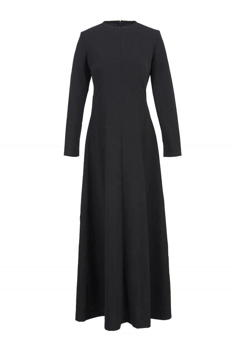 Ian Knaggs Commercial Packshot Photographer - Ghost Mannequin Black Dress