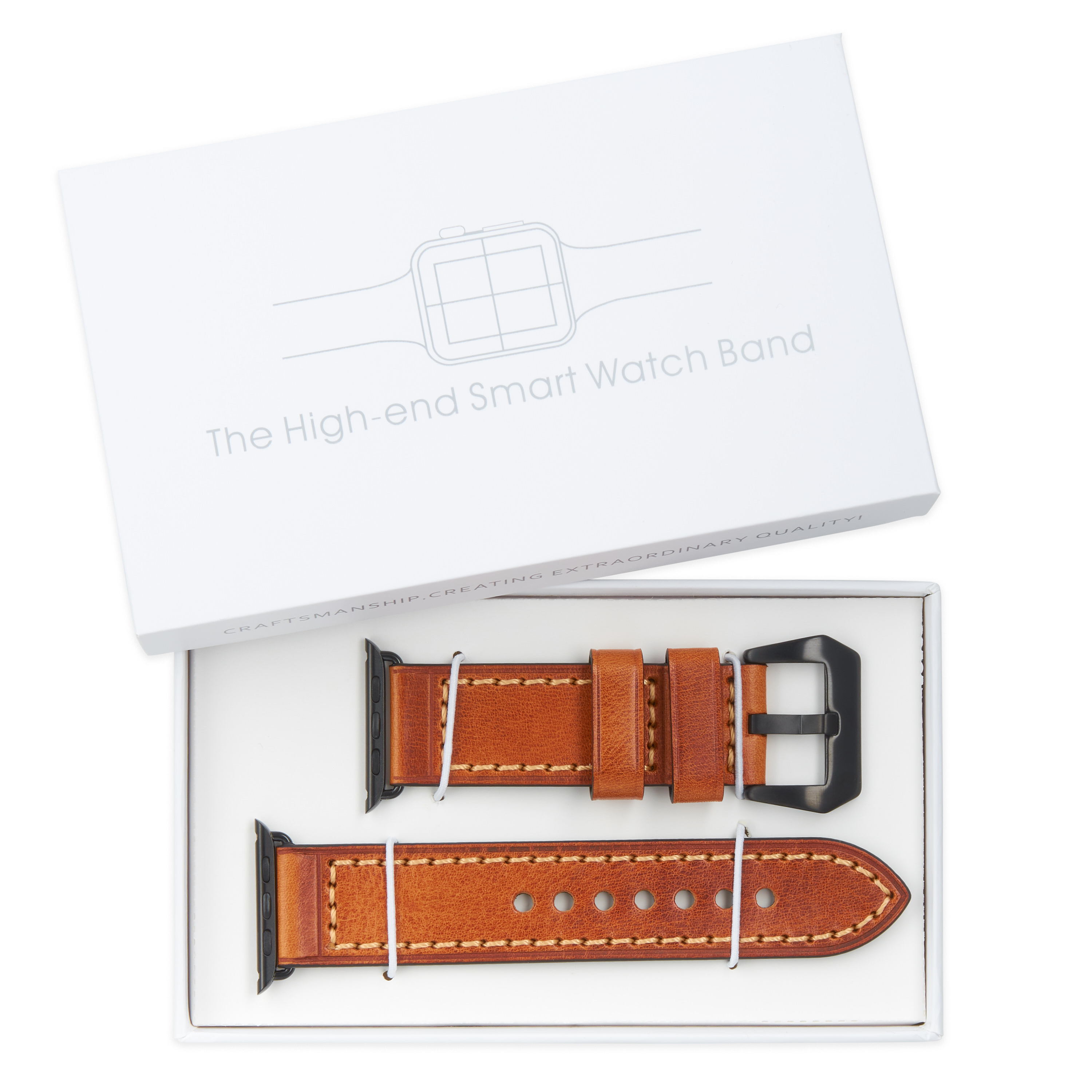 Ian Knaggs Commercial Packshot Photographer - Watch Strap