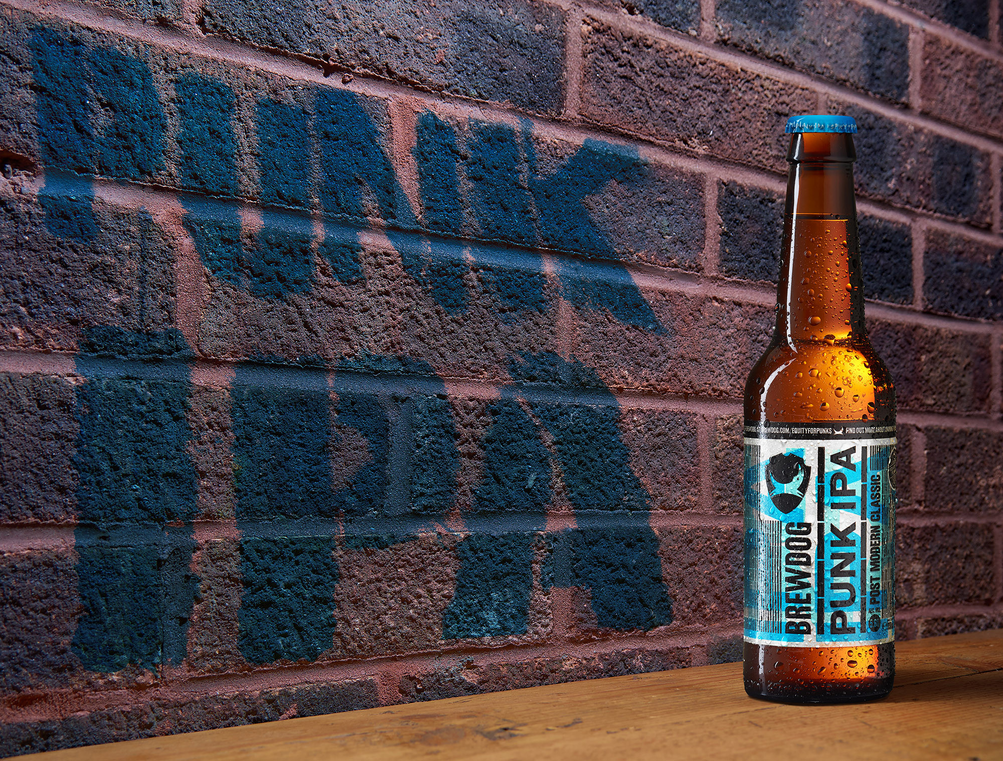 Ian Knaggs Commercial Product Photographer - Brewdog Punk IPA