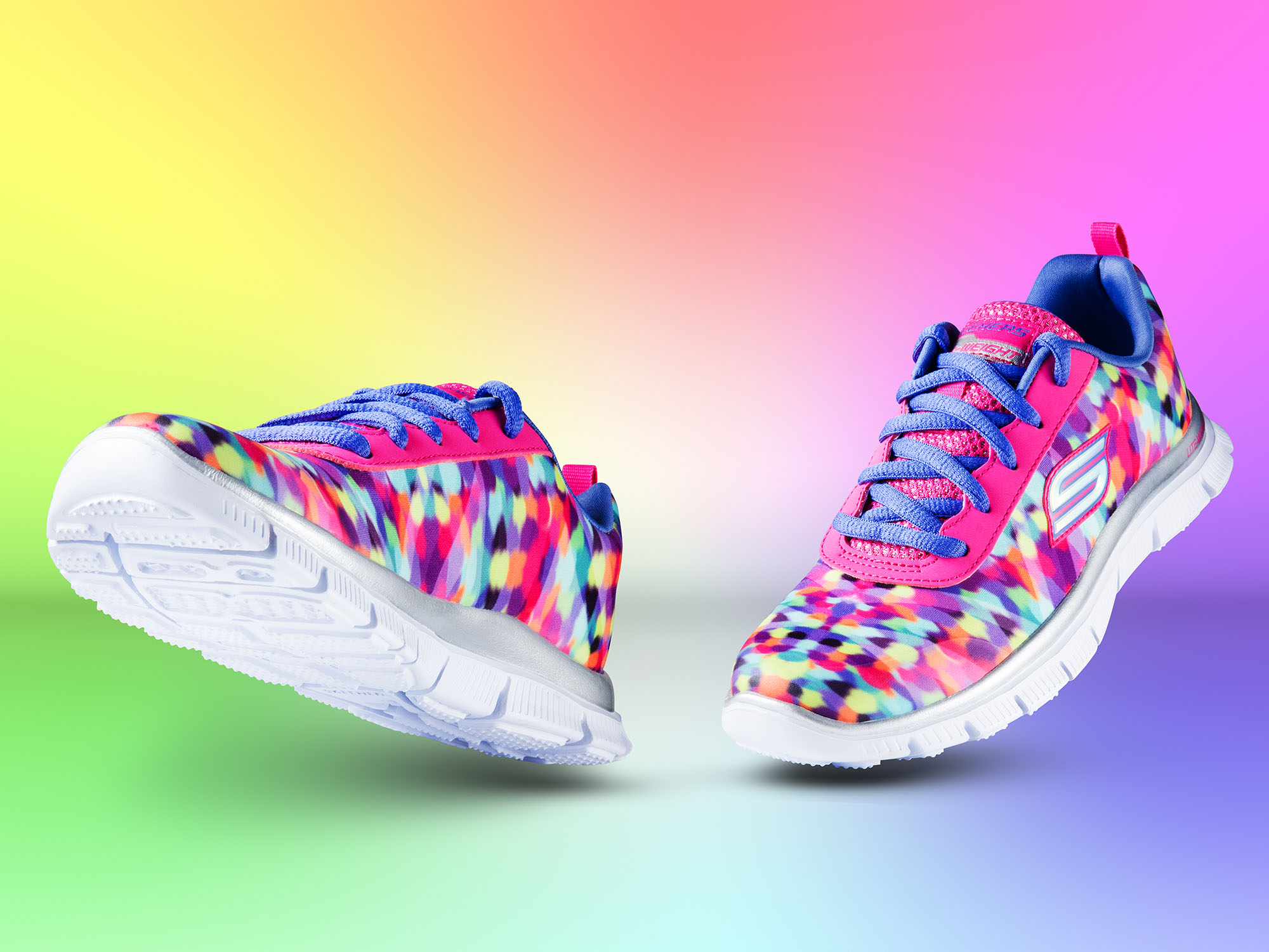 Ian Knaggs Commercial Product Photographer - Colourful Sketchers