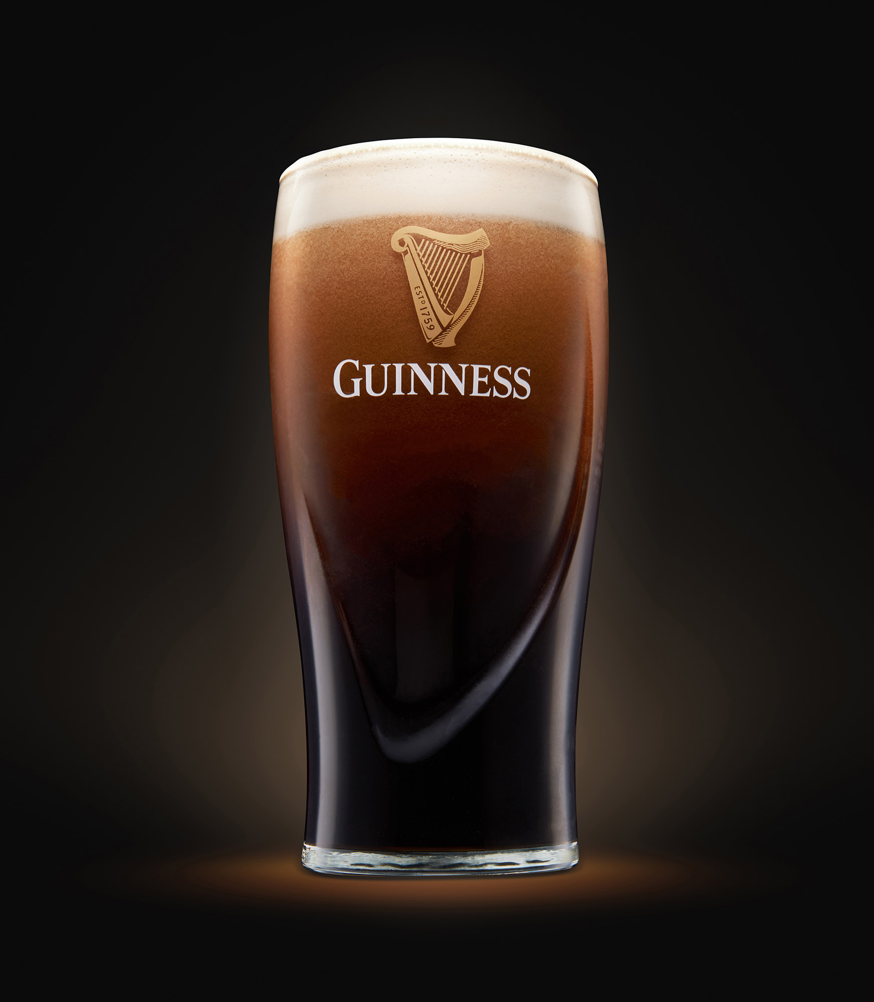 Ian Knaggs Commercial Product Photographer - Guinness