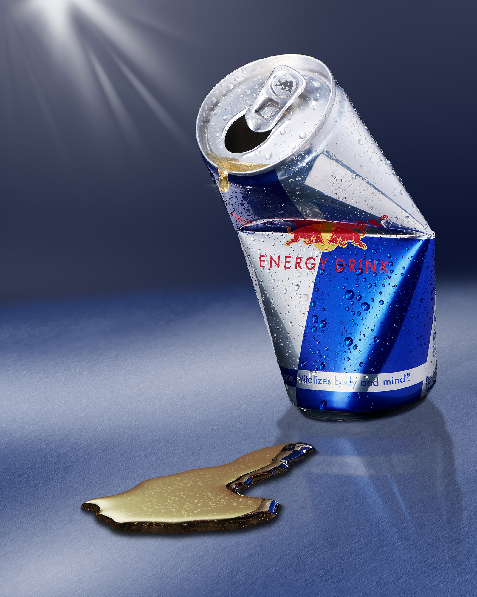 Ian Knaggs Commercial Product Photographer - Red Bull