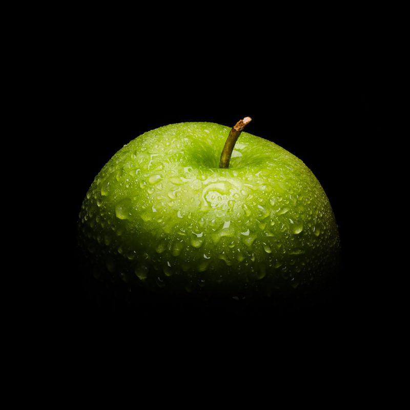 Apple Still Life Photography Ian Knaggs Leicester UK