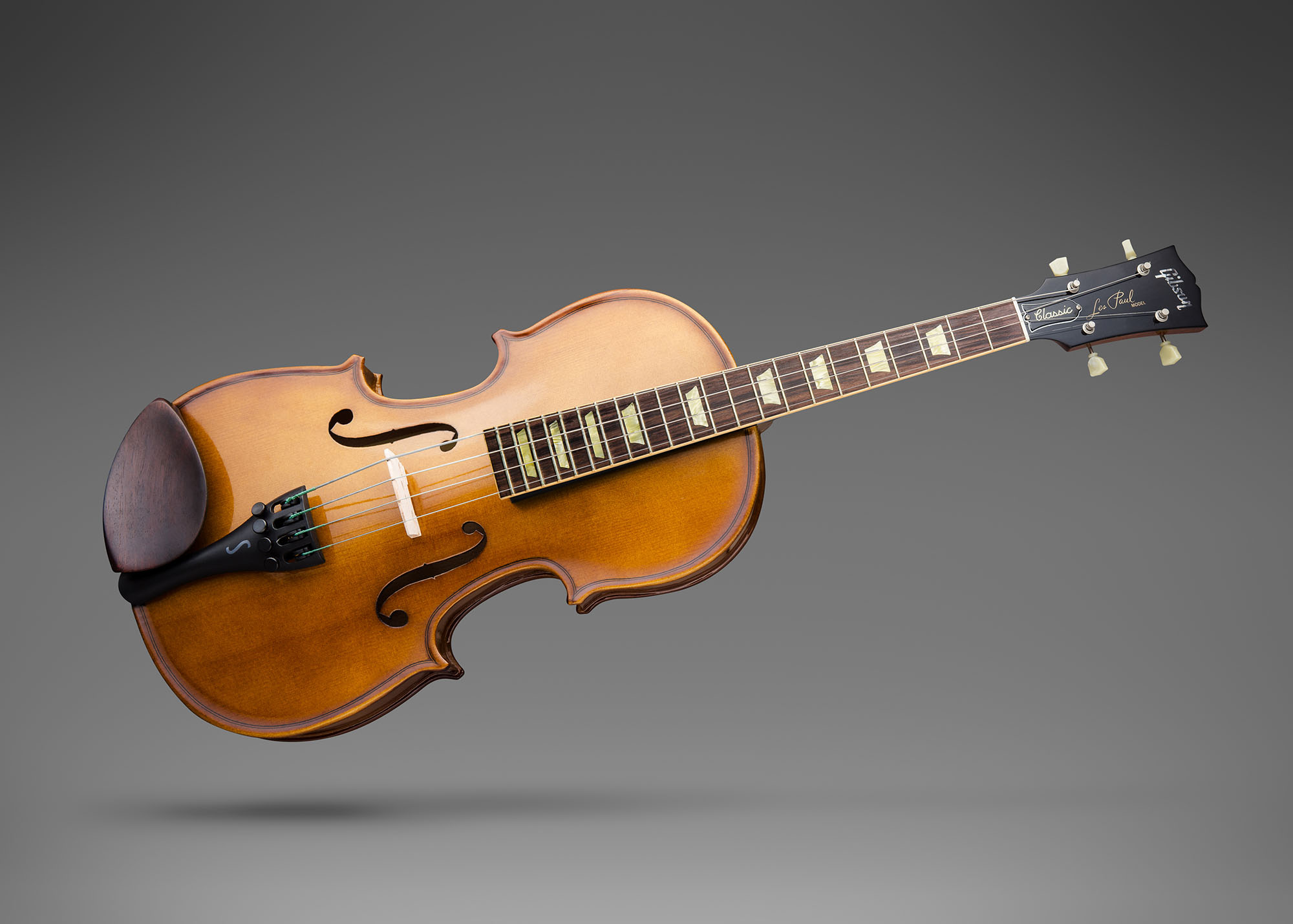 Ian Knaggs UK Commercial Still Life Photographer - Gibson Viola