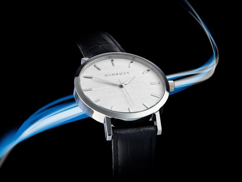 Ian Knaggs Commercial Watch Photographer - Hanbury Watch