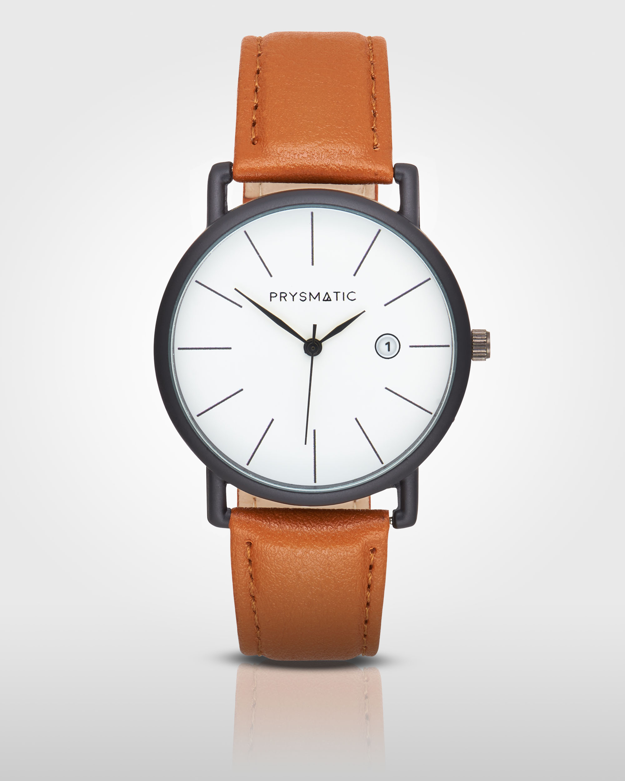 Ian Knaggs Commercial Watch Photographer - Prysmatic Watch on grey