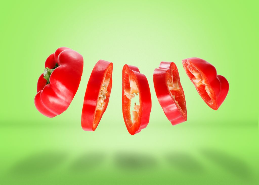 Image of Red Pepper by Ian Knaggs Photography