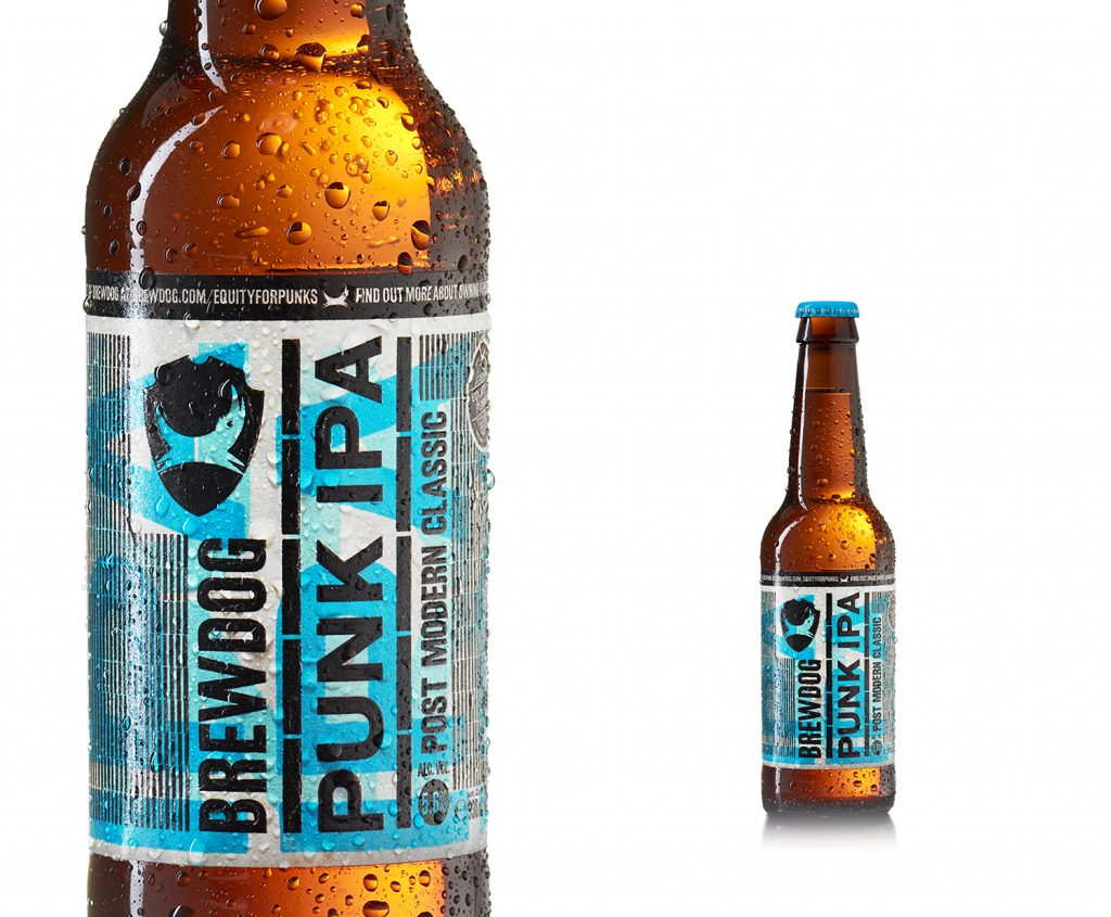 Camercraft (Feb21) - Brewdog - creative packshot Ian Knaggs